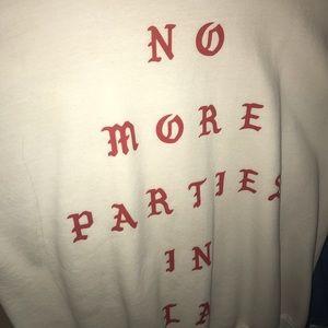 Kanye's TLOP sweater